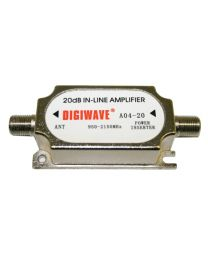Digiwave Satellite Inline Amplifier