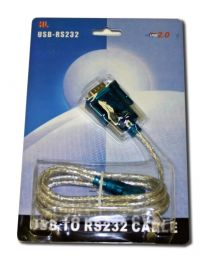 USB to RS 232 Adapter Cable