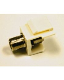 Coaxial F Connector w/Plastic Tail (50pcs/Bag)
