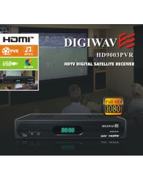 HDTV Digital Satellite Receiver